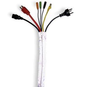 ZipZ Kabelgeleider wit