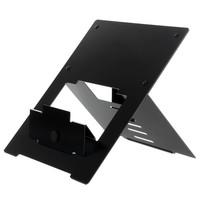 """R-Go Riser laptopstandaard zwart 10""""-17"""""""