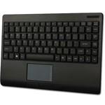 Adesso SlimTouch 4000 draadloos compact toetsenbord zwart