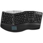 Adesso Tru-Form Pro 308 ergonomisch toetsenbord met touchpad
