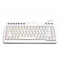 BakkerElkhuizen Q-board compact desktop toetsenbord