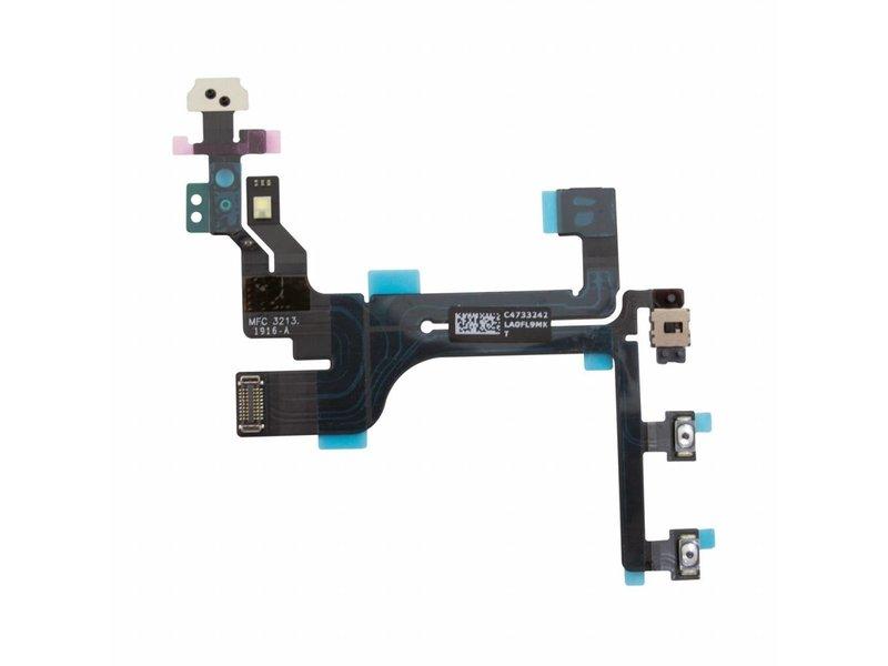 Power en volume flex kabel voor Apple iPhone 5 reparatie onderdeel