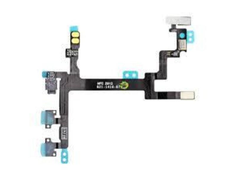 Power en volume flex kabel voor Apple iPhone 5S reparatie onderdeel