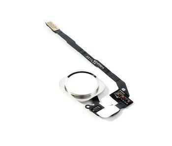 Home button voor Apple iPhone 5S Zilver/Silver reparatie onderdeel