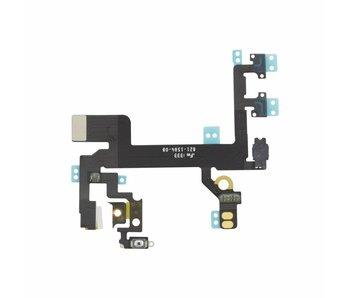 Power en volume flex voor Apple iPhone 5C reparatie onderdeel (aan/uit-knop)