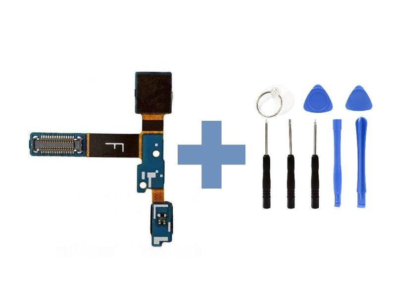 Front Camera voor Samsung Galaxy Note 4 voorkant reparatie onderdeel + benodigd gereedschap