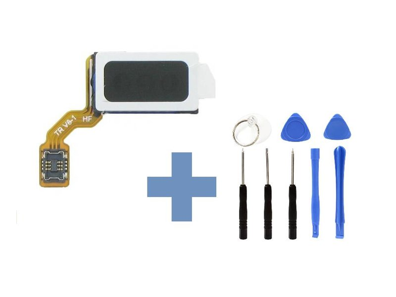 Oorpeaker / luidspreker voor Samsung Galaxy Note 4 reparatie onderdeel + benodigd gereedschap