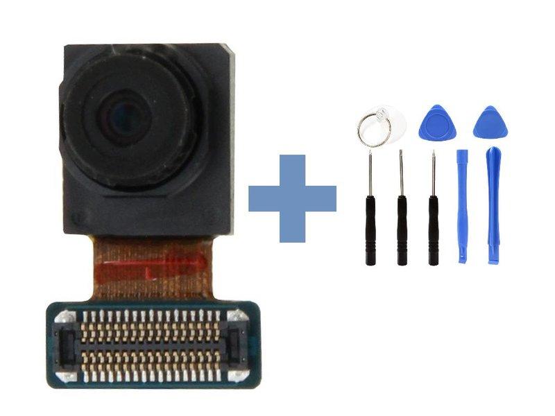 Front camera voor Samsung Galaxy S6 Edge voorkant reparatie onderdeel + tools