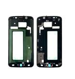 Front frame voor Samsung Galaxy S6 Edge voorkant behuizing reparatie onderdeel