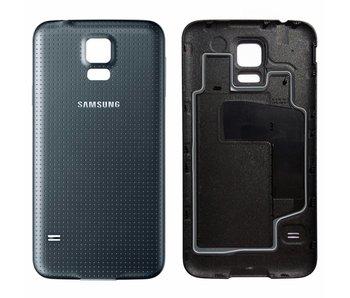 Back cover geschikt voor Samsung Galaxy S5 i9600 Zwart/Black achterkant waterproof