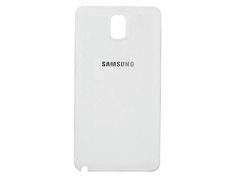 Back cover voor Samsung Galaxy Note 3 Wit/White batterij klepje achterkant