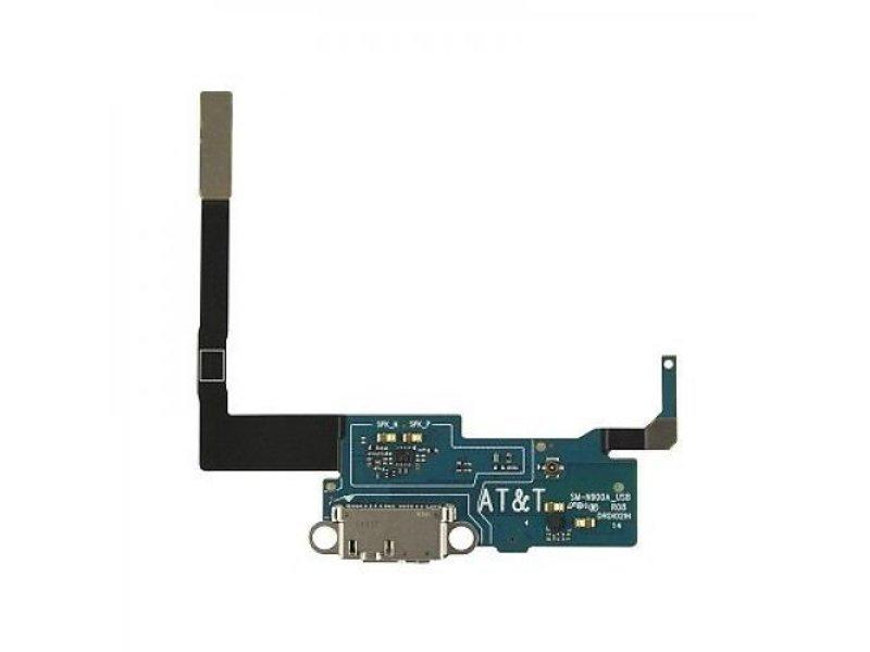 Dock connector micro-usb oplaadpoort voor Samsung Galaxy Note 3 Neo reparatie onderdeel