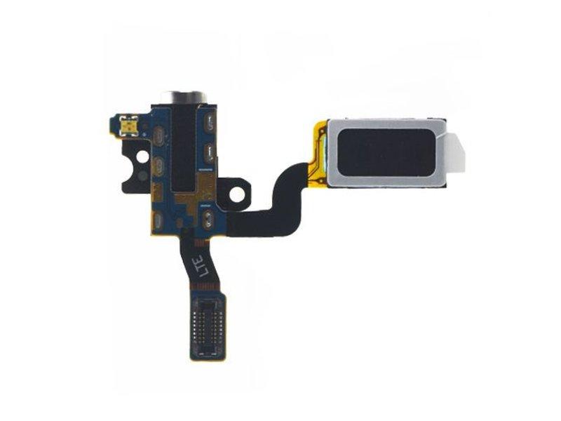 Oorspeaker / earspeaker voor Samsung Galaxy Note 3 N9005 headset connector reparatie onderdeel