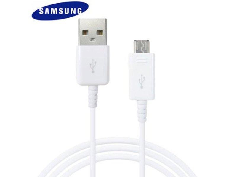 Samsung Micro-usb oplader kabel wit - 1 meter
