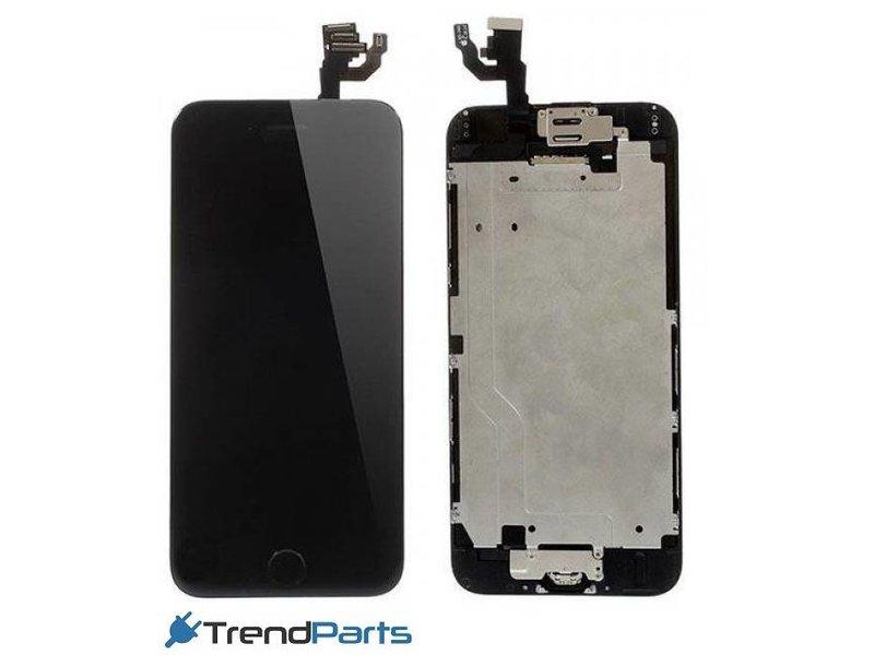 """Voorgemonteerd scherm voor Apple iPhone 6 4.7"""" - AAA+ kwaliteit compleet LCD Zwart"""