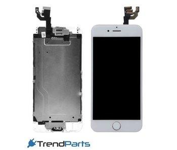 """Voorgemonteerd scherm voor Apple iPhone 6 4.7"""" - AAA+ kwaliteit compleet LCD Wit"""