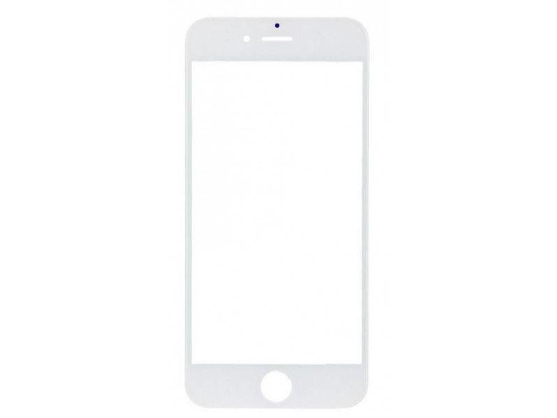 Front glas voor Apple iPhone 6S glasplaat Wit/White scherm voor reparatie