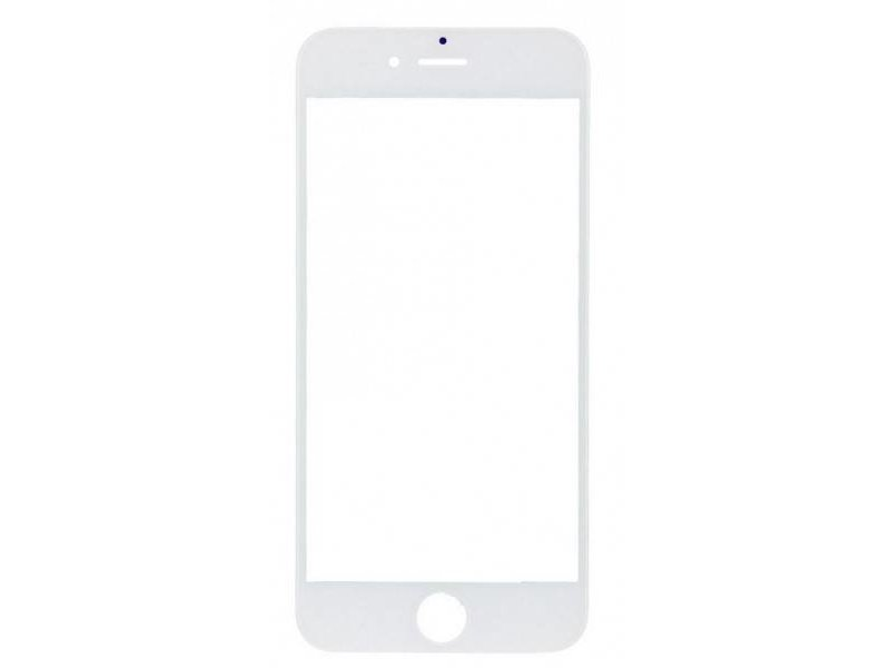 Front glas voor Apple iPhone 7 glasplaat Wit/White scherm voor reparatie