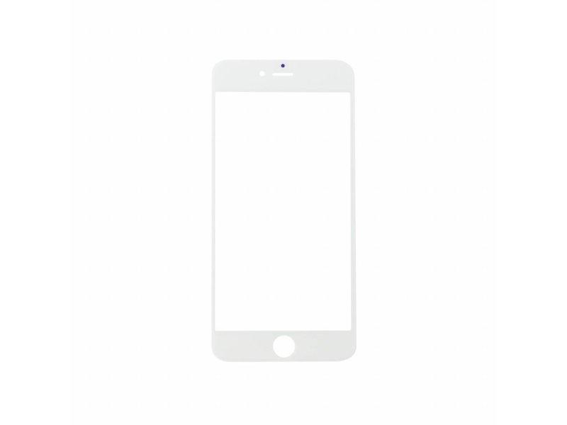 Front glas voor Apple iPhone 6S PLUS - 5,5 inch - glasplaat Wit/White scherm voor reparatie