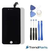 Compleet AAA+ kwaliteit LCD scherm met touchscreen voor Apple iPhone 6 PLUS zwart + toolkit (black)