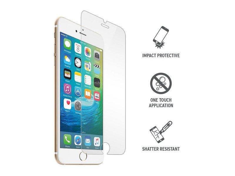 iPhone 8 tempered glass screenprotector ECHT GEHARD GLAS bescherming