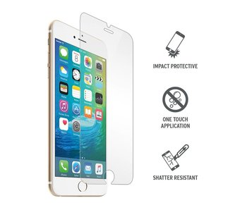 iPhone 8 PLUS tempered glass screenprotector ECHT GEHARD GLAS bescherming