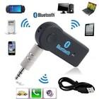 Bluetooth 3.1 premium streaming adapter ontvanger; draadloos muziek afspelen via MP3 ingang