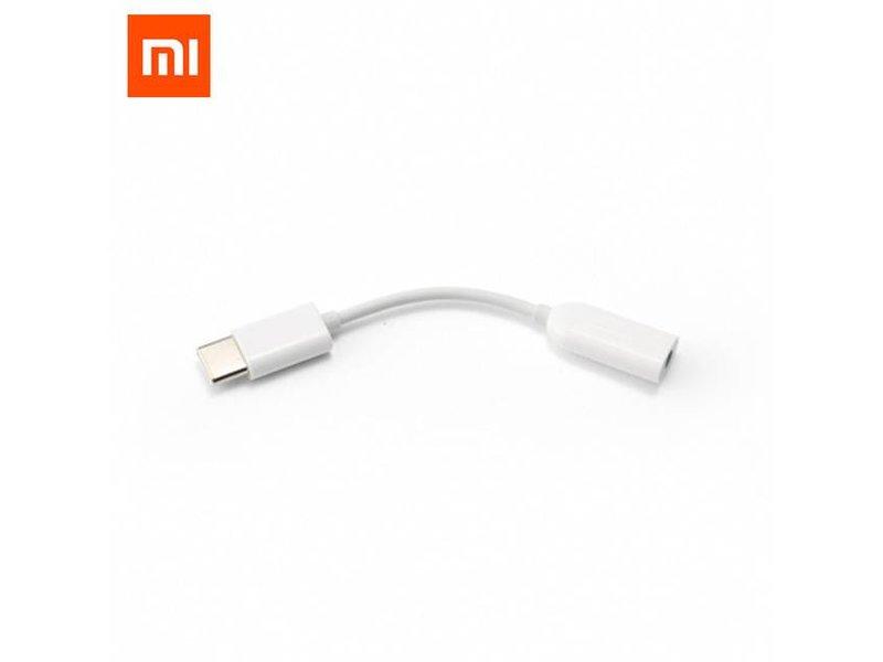 Xiaomi USB-C naar AUX audio 3,5mm adapter kabel 9cm