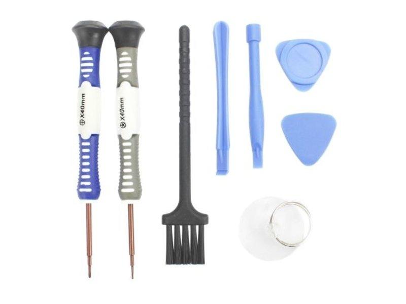 8 in 1 professionele toolkit gereedschap voor iPhone reparatie tools