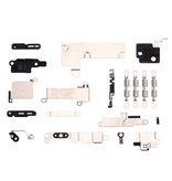 19 in 1 complete kleine onderdelen set voor Apple iPhone 7 reparatie