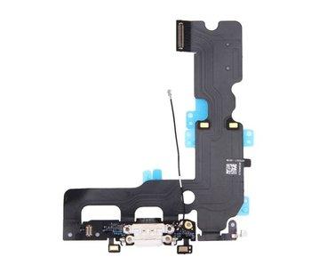 Dock connector lightning voor Apple iPhone 7 PLUS Wit / White oplaadpoort + audio flex reparatie onderdeel