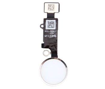Home button voor Apple iPhone 7 Zilver / Silver thuisknop reparatie onderdeel