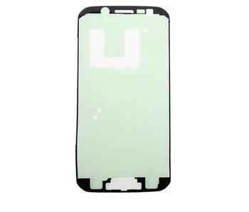 Front adhesive sticker voor Samsung Galaxy S6 Edge reparatie onderdeel