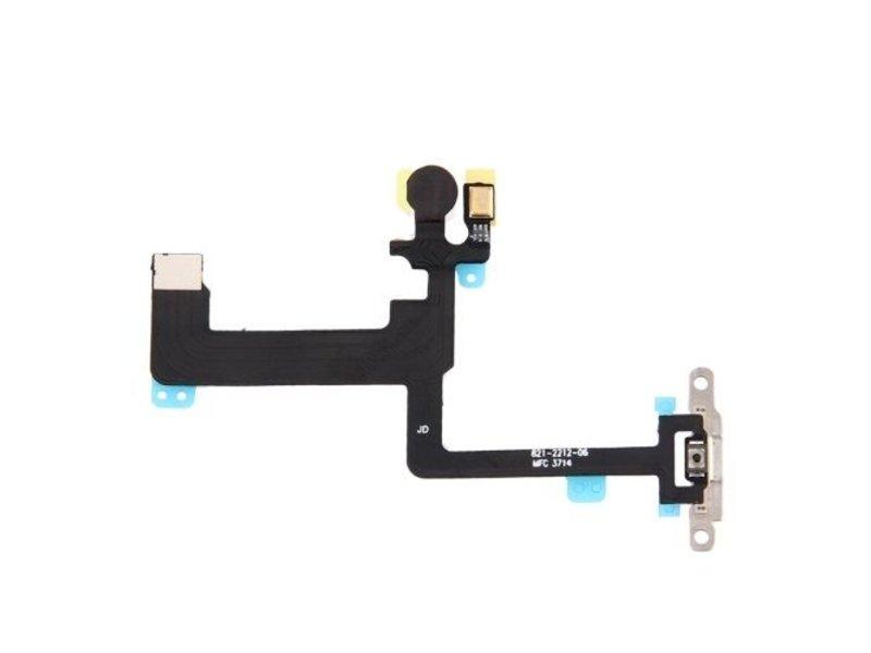 Power button flex voor iPhone 6 PLUS (+) aan/uit-knop kabel reparatie onderdeel
