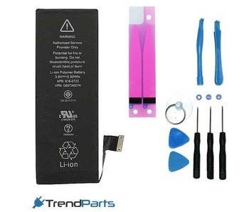 Premium batterij voor Apple iPhone 5S - accu 1560 mAh - AAA+ kwaliteit + benodigd gereedschap + plakstrip