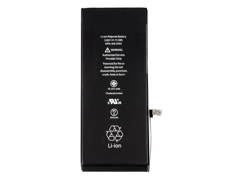 Premium batterij voor Apple iPhone 6 PLUS (+) - accu 2,915mAh, 3.82 volt - AAA+ kwaliteit