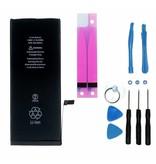 Premium batterij voor Apple iPhone 6S PLUS - accu 2750 mAh - AAA+ kwaliteit + benodigd gereedschap + plakstrip