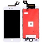 Compleet AAA+ kwaliteit LCD scherm met touchscreen voor Apple iPhone 6S PLUS Wit (white)