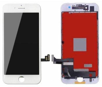Scherm voor Apple iPhone 7 PLUS WIT compleet AAA+ kwaliteit LCD met touchscreen (white)