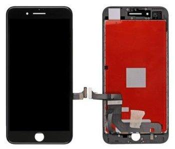 Scherm voor Apple iPhone 7 PLUS Zwart compleet AAA+ kwaliteit LCD met touchscreen (black)