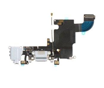 Dock connector voor Apple iPhone 6S Wit/White lightning oplaadpoort flex reparatie onderdeel