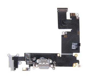 Dock connector voor Apple iPhone 6 PLUS (+) Zwart/Black lightning oplaadpoort flex reparatie onderdeel