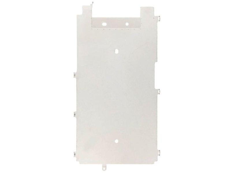 Back plate voor Apple iPhone 6S LCD achterkant zilver reparatie onderdeel