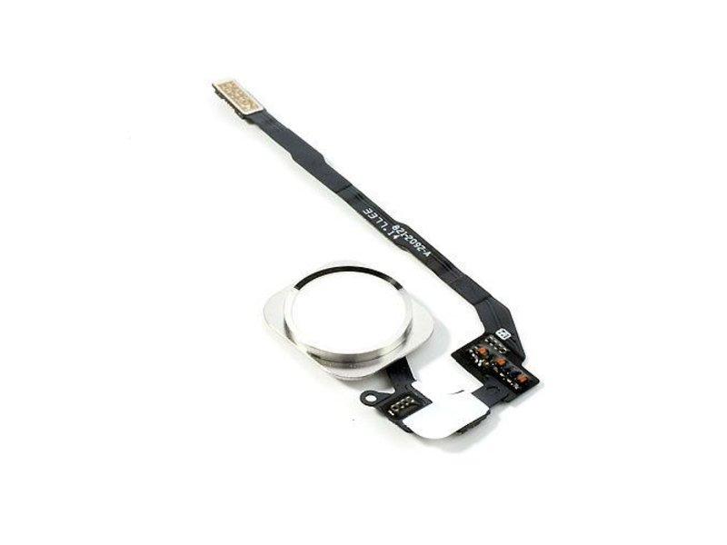 Home button voor Apple iPhone SE Zilver/Silver reparatie onderdeel