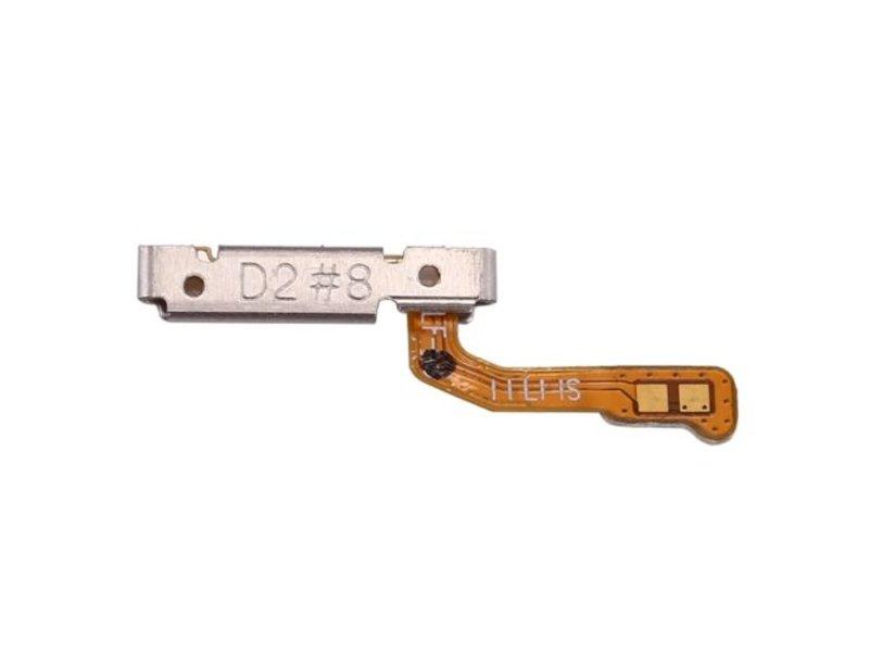 Power button voor Samsung Galaxy S8 PLUS (+) aan/uit-knop flex kabel reparatie onderdeel