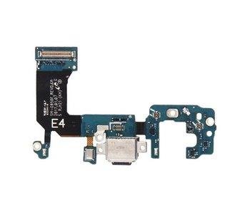Dock connector voor Samsung Galaxy S8 oplaadpoort met microfoon flex reparatie onderdeel