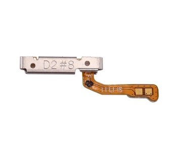Power button voor Samsung Galaxy S8 aan/uit-knop flex kabel reparatie onderdeel