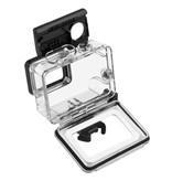 Waterproof behuizing voor GoPro Hero 6 / 5 - 30M case tranparant