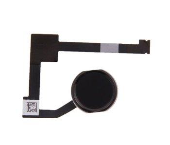 Home button voor Apple iPad Mini 4 Zwart/Black thuisknop reparatie onderdeel