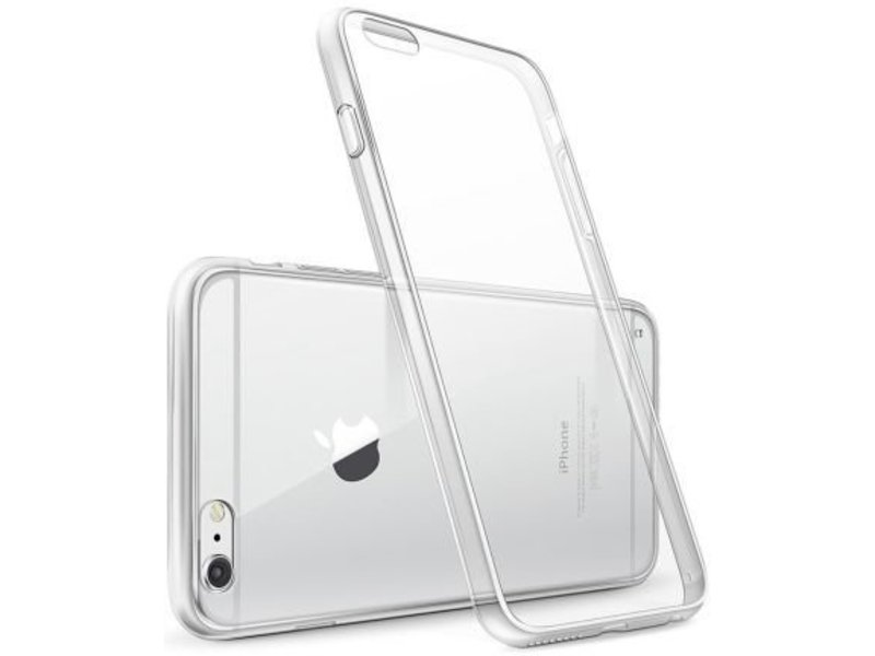 Transparant premium hoesje iPhone 6 PLUS / 6S PLUS case cover doorzichtig